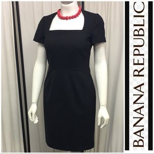 Little Black Dress By Banana Republic Size: 4
